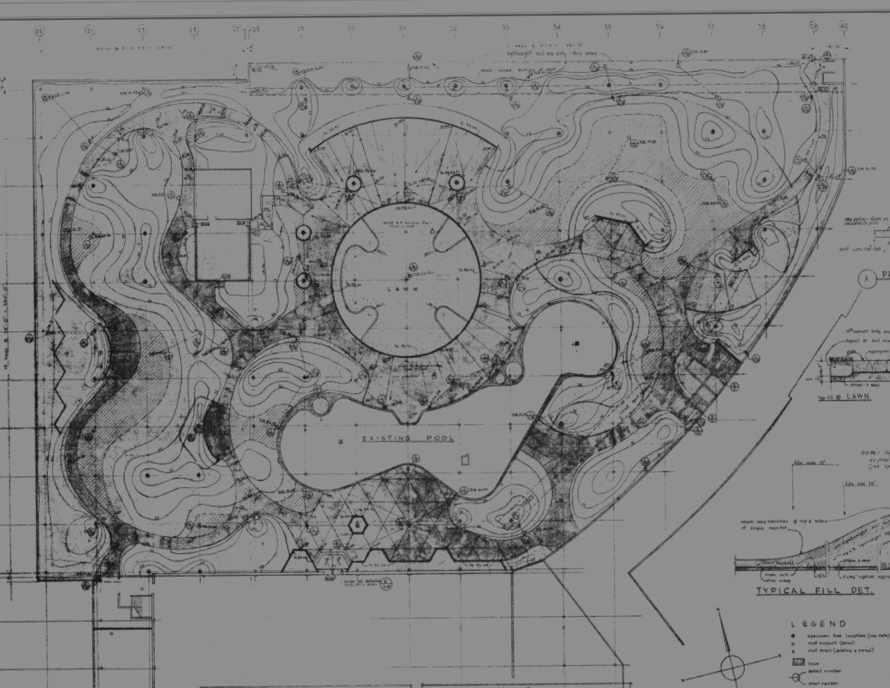 Ground Plan Design